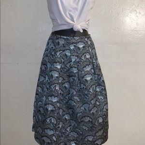 Adorable Flare Shimmery Skirt